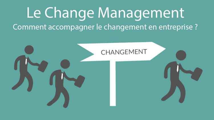 Conduite du changement lors d'un Projet ERP
